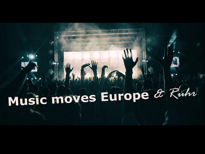 Music moves Europe & Ruhr